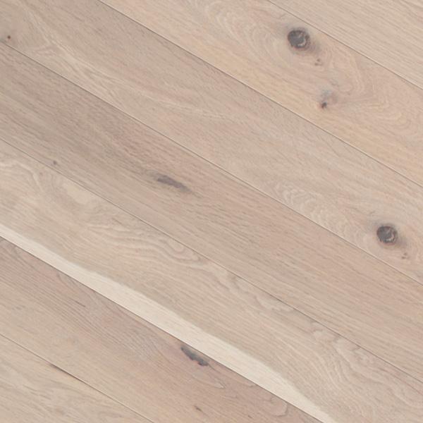 床暖房対応 オーク(ナラ / 楢) 一枚もの 複合フローリング【ラスティック】無塗装 12×120×909mm