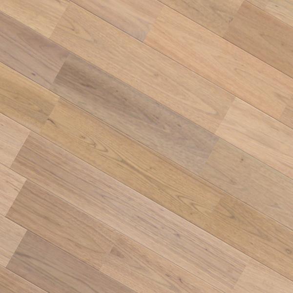 クルミ(シルバー・ウォルナット) ユニ 無垢フローリング【ナチュラル】無塗装 15×90×1820mm