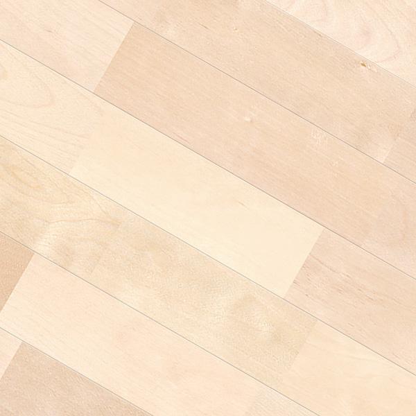 バーチ(カバ / 樺) ユニ 無垢フローリング【ナチュラル】無塗装 15×120×1820mm
