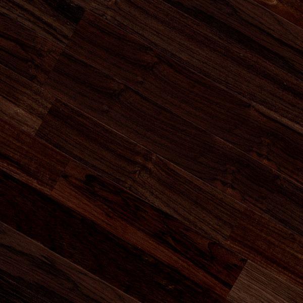 アジアン・ウォルナット ユニ 無垢フローリング【プレミアム】オイル仕上げ(透明つや消し) 15×90×1820mm