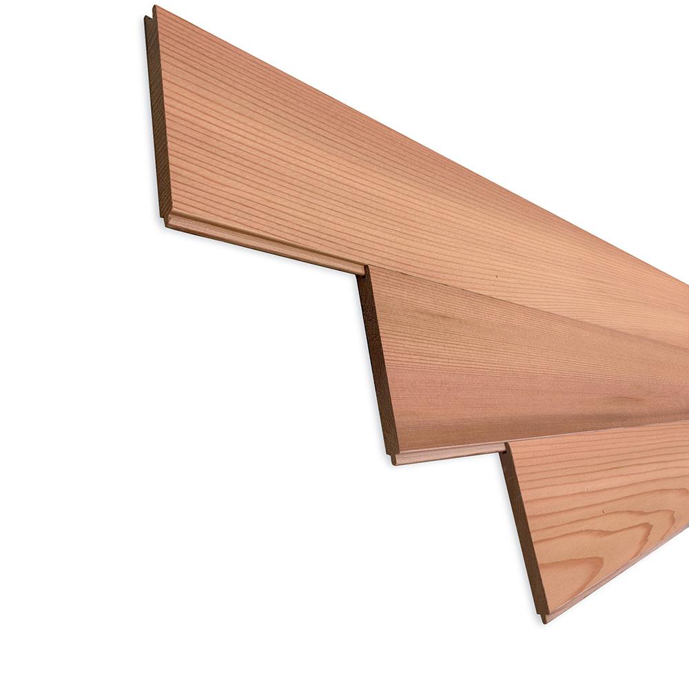 レッドシダー(ベイスギ / 米杉) 羽目板 ウォールパネル【プレミアム】無塗装 8×88×915mm