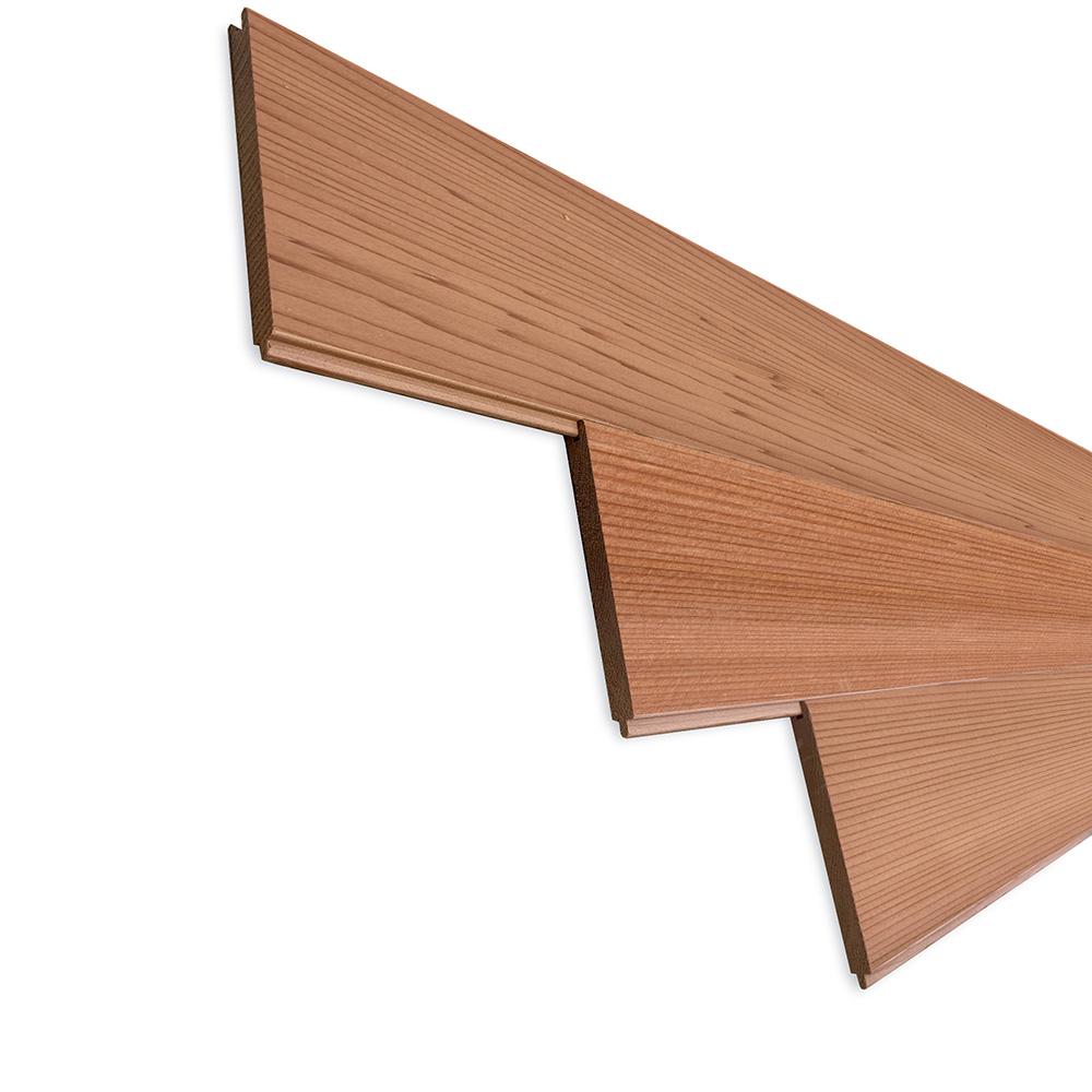 レッドシダー(ベイスギ / 米杉) 羽目板 ウォールパネル【プレミアム】無塗装 8×88×1220mm