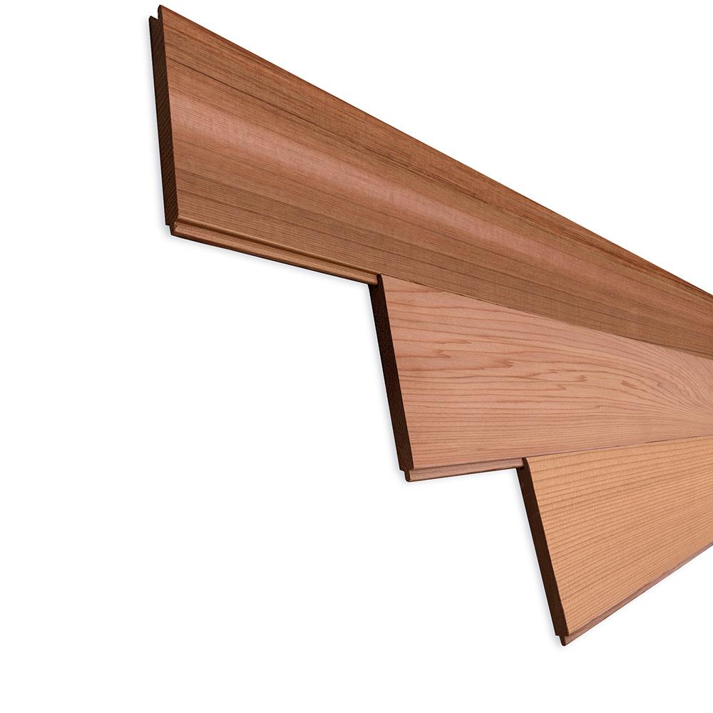 レッドシダー(ベイスギ / 米杉) 一枚もの 無垢羽目板【プレミアム】無塗装 8×88×1830mm