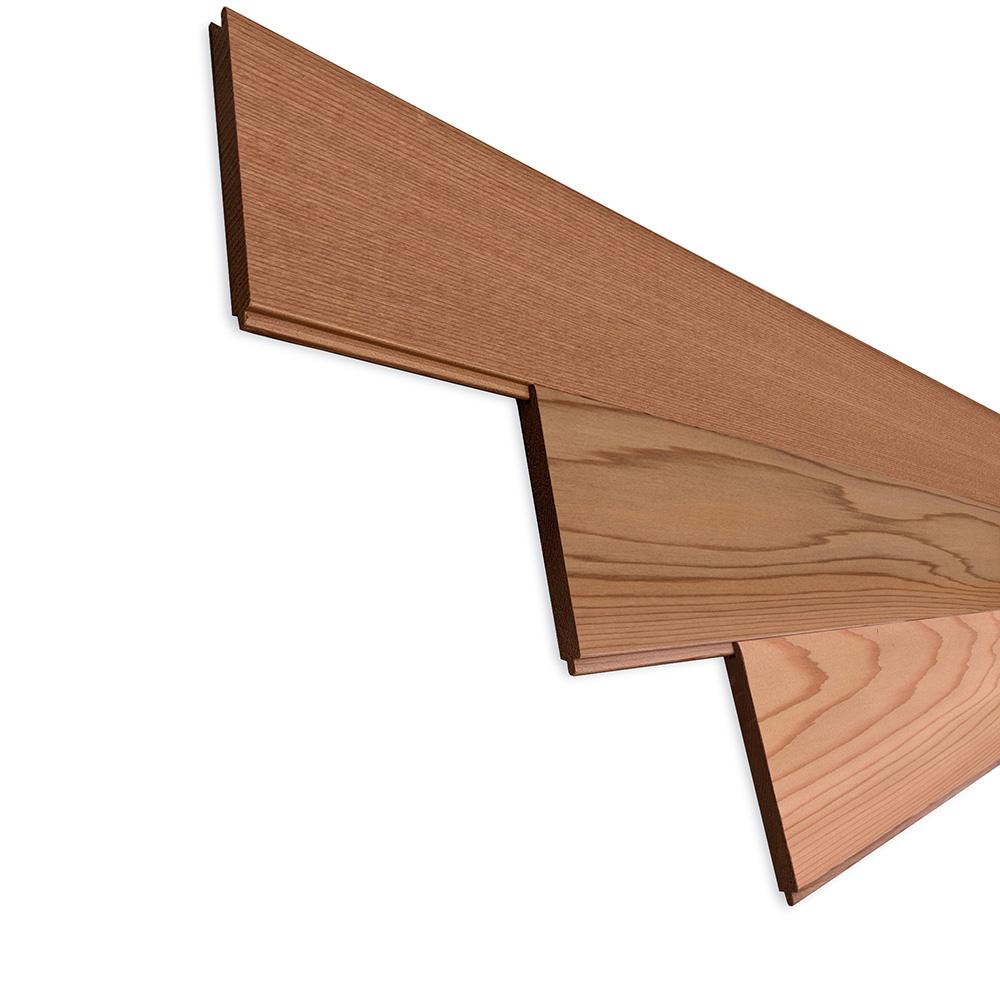 レッドシダー(ベイスギ / 米杉) 羽目板 ウォールパネル【プレミアム】無塗装 8×88×2130mm