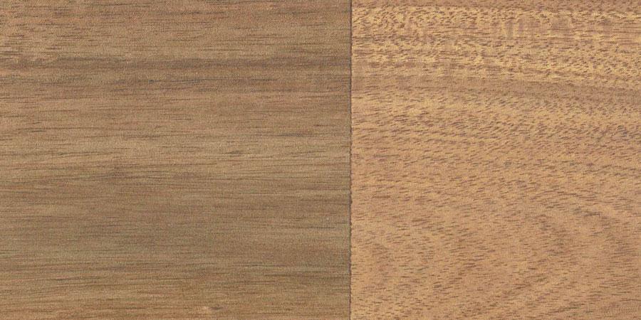 アカシアの無垢フローリング × No.022「ビーチ」
