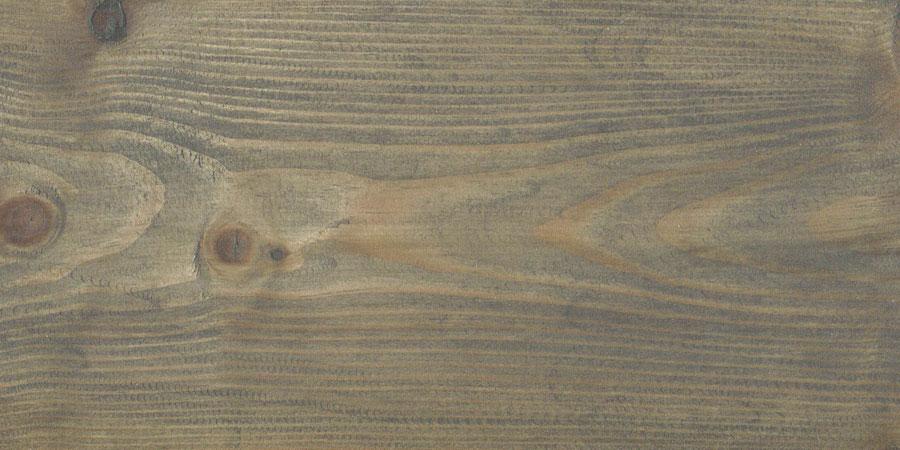 パインの無垢フローリング × No.102「黒檀」