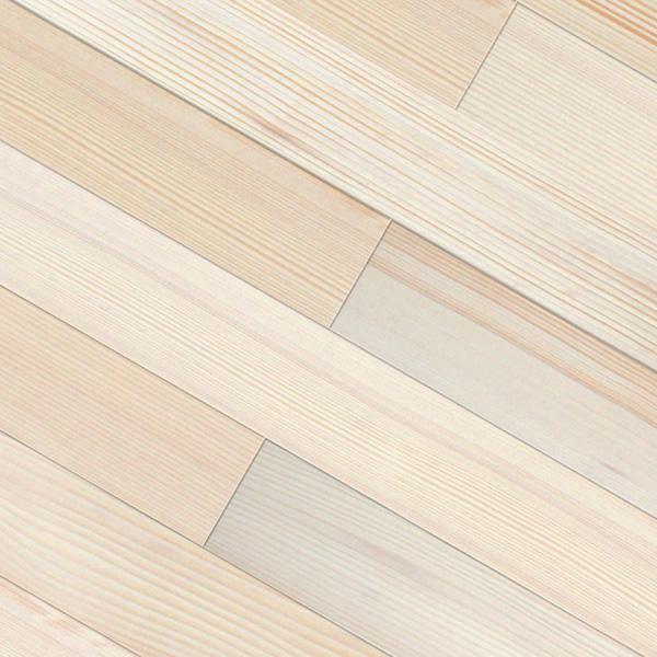 ファー(モミ / 籾) 一枚もの 無垢フローリング【プレミアム】自然塗料(透明つや消しオイル仕上げ) 15×115×1820mm