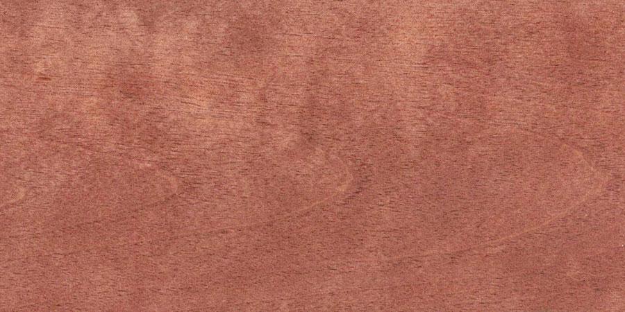 バーチの無垢フローリング × W-09 「マホガニー」