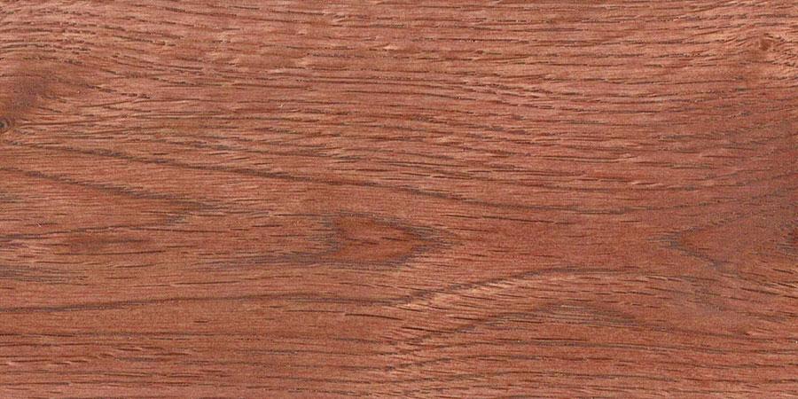 オークの無垢フローリング × W-09 「マホガニー」