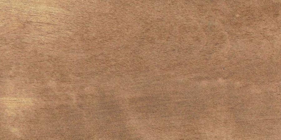 バーチの無垢フローリング × W-12 「ミディアムウォルナット」