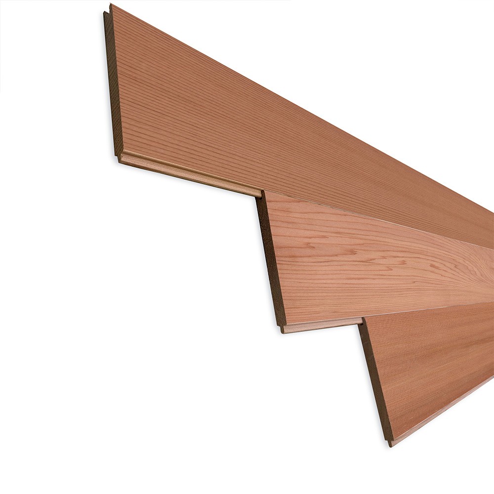 レッドシダー(ベイスギ / 米杉) 羽目板 ウォールパネル【プレミアム】無塗装 8×88×410mm