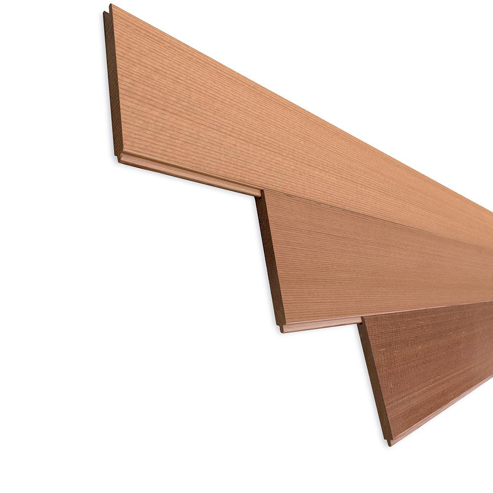 レッドシダー(ベイスギ / 米杉) 羽目板 ウォールパネル【プレミアム】無塗装 8×88×605mm