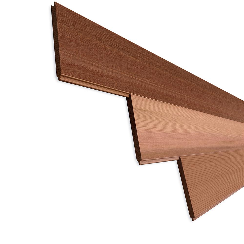 レッドシダー(ベイスギ / 米杉) 羽目板 ウォールパネル【プレミアム】無塗装 8×88×3660mm